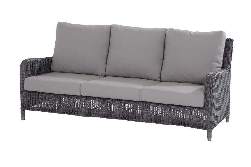 gartenbank rattan wei 122257 eine interessante idee f r die gestaltung einer. Black Bedroom Furniture Sets. Home Design Ideas