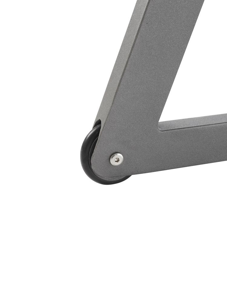 gartenliege solpuri foxx liege anthrazit aluminium. Black Bedroom Furniture Sets. Home Design Ideas