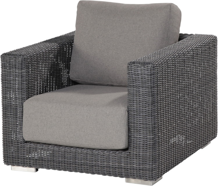 Polyrattan Outdoor Sessel Somerset Gartensessel Lounge