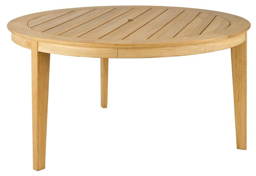 Gartentisch Alexander Rose Roble Tivoli O160cm Holztisch Rund