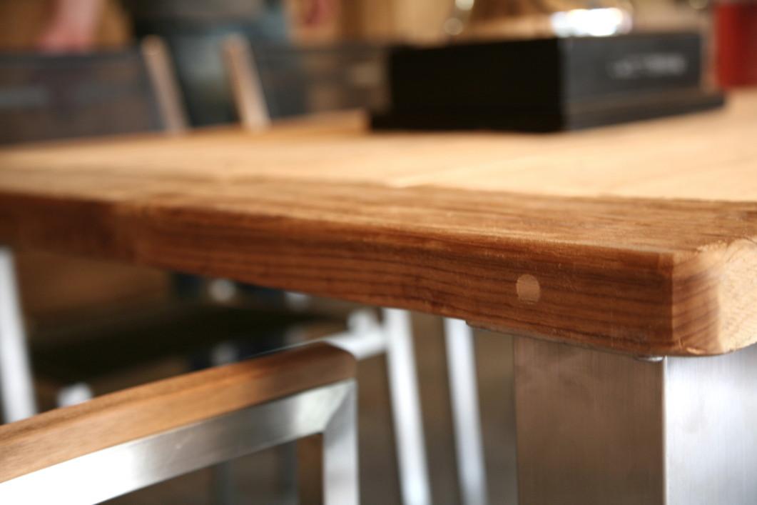 Holz gartentisch 4seasons casa 180x90 esstisch teakholz for Esstisch 50x50