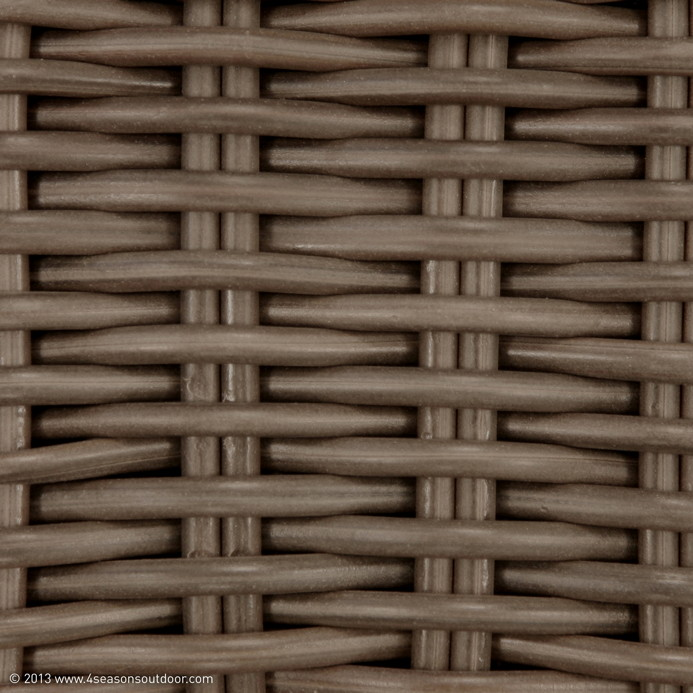 gartentisch 4seasons madoera beistelltisch 2 ebenen polyrattan premium vom gartenm bel. Black Bedroom Furniture Sets. Home Design Ideas