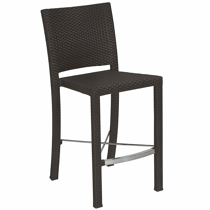 barhocker rattan mbm bellini gartenstuhl rattan geflecht. Black Bedroom Furniture Sets. Home Design Ideas